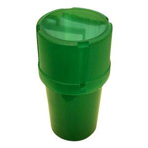 Dichavador pote plástico - Verde