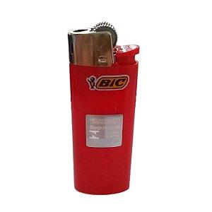 Isqueiro Bic Mini - Vermelho