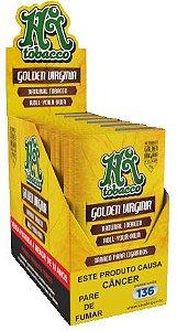 Tabaco para Cigarro Hi Tobacco Golden Virginia Box 6un
