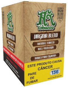 Tabaco para cigarro Hi Tobacco Virginia Blend Box 6un