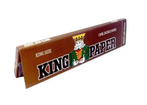 Seda King Paper Unbleached King Size