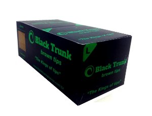 Piteira de Papel Black Trunk Brown Large - Box 20 Un