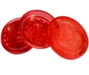 Dichavador Grande Tritubarão 3 partes - Vermelho