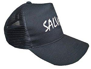BONÉ SALVAAÍ - PRETO