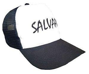 BONÉ SALVAAÍ - BRANCO