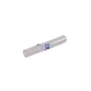 Piteira de Vidro 2,5cm x 5mm - Bocal Slim