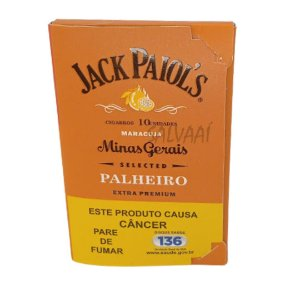 Cigarrilha de Palha Jack Paiols - Maracujá