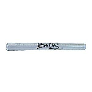 Piteira de Vidro 7cm x 6mm - Bocal Slim