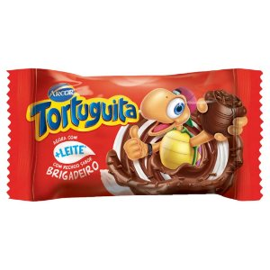 Chocolate Tortuguita - Brigadeiro
