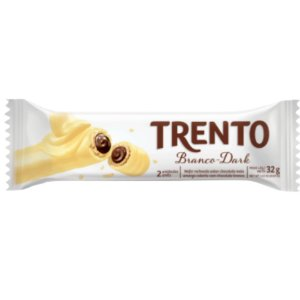 Chocolate Trento - Branco-Dark