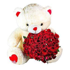 Urso florista