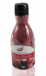 Sais de Banho Frutas Vermelhas Chillies 80g