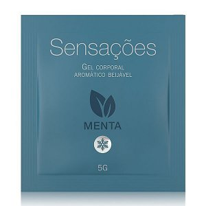 Gel Sexo Oral Menta Ice 5g