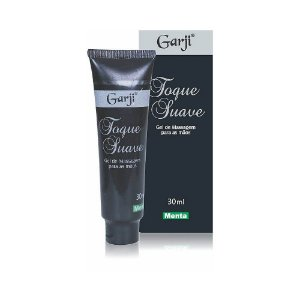 Gel Siliconado Toque Suave Menta 30ml