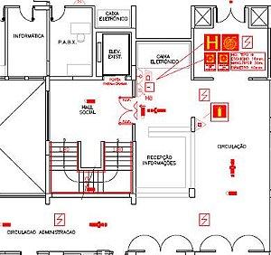 Projeto Técnico Simplificado - PTS - até 750m²