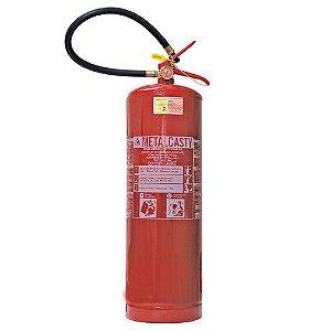 Extintor Pqs 12kg Bc - Recarga