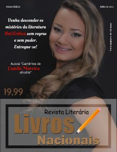 5ª Edição - Tema: RomancesHot, erótico, sensual, chick lit, drama, suspense...