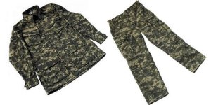 UNIFORME CAMUFLADO DIGITAL