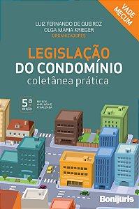 Legislação do condomínio - Caixa com 20 livros