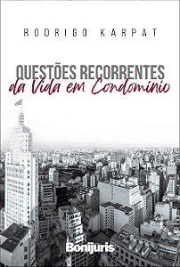 Questões recorrentes da vida em condomínio - Caixa com 40 livros