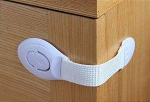 Protetor para gavetas, portas e armários