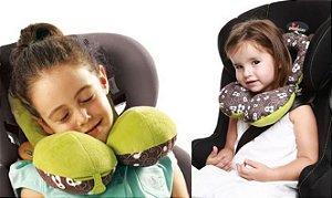 Travesseiro para o bebê