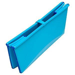 Banheira flexível azul