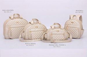 Conjunto de bolsas maternidade - Colours Pérola