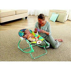 Cadeira de balanço minha infância nova - Fisher Price