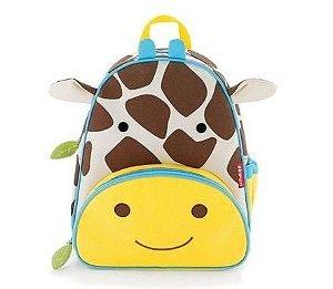 Mochila Skip Hop - Linha Zoo - Coleção Girafa