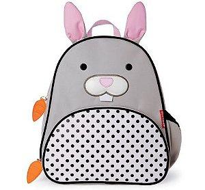 Mochila Skip Hop - Linha Zoo - Coleção Coelha