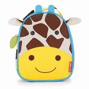 Lancheira Infantil Skip Hop - Linha Zoo - Coleção Girafa