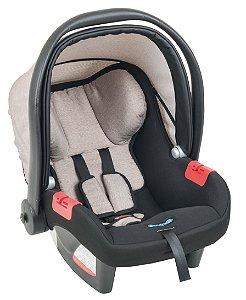 Bebê conforto Burigotto Touring Evolution Mesclado Bege