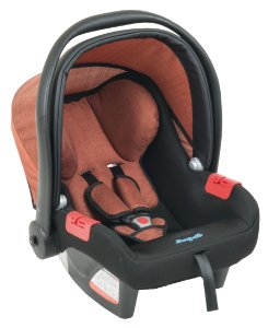 Bebê conforto Burigotto Touring Evolution Terracota