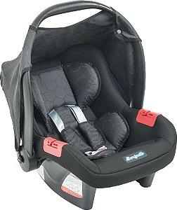 Bebê conforto Burigotto Touring Evolution SE Geo Preto