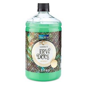 Deoline Sabonete Erva doce 1L