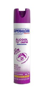 Coperalcool Álcool 46° Aerosol Lavanda 360 ml