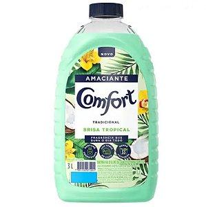 Comfort Amaciante Brisa Tropical 1,8L