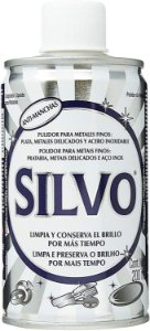 Silvo Polidor de Metais Finos  200 ml