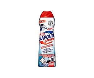 Bombril Sapólio Limpa Alumínio 250 ml