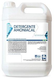 Perol Detergente Amoniacal 5 Litros (pós obra para porcelanatos)