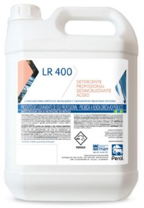 Perol LR 400 - Detergente Proffissional Desincrustante Acido (Limpa Rejunte)