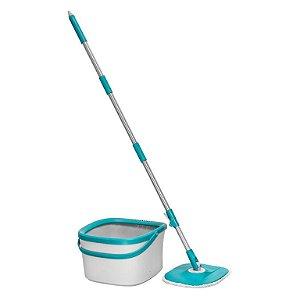 Flash Limp Mop Giratório Cubo