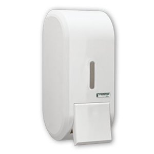 Premisse Dispenser Compacto c/ Reservatório p/ Sabonete Líquido 400ml
