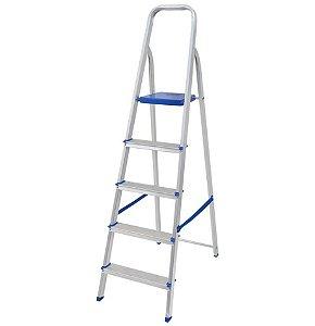Mor Escada de Alumínio 5 degraus