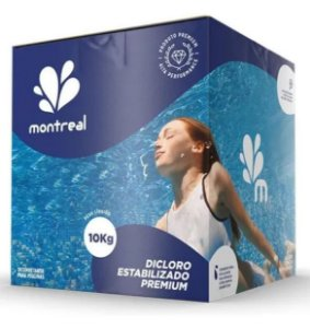 Montreal Cloro Puro 10 kg