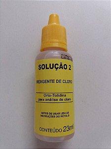 Bykall Reagente de Cloro