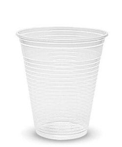 Totalplast Copo Descartável 200 ml Transparente