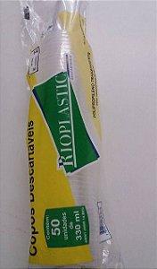 Rioplastic Copo Descartável Post Mix 330 ml