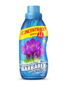 Barbarex Amaciante Blue Concentrado 500 Ml